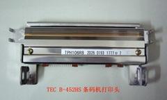 东芝TEC B-452HS条码机打印头