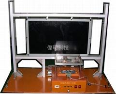 26~42寸液晶电视PCB手动气压测试治具