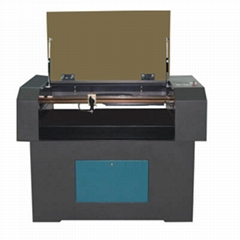 laser engraving machine for rubber