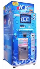 Automatic Ice Vending Machine HLQ-I-1000lbs