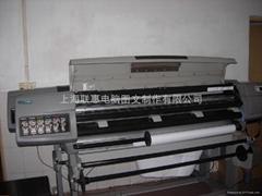HP5500绘图仪