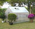 美麗的庭院溫室