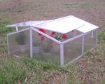 溫室花房  簡易方便
