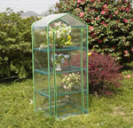 簡易的溫室花房