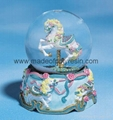 Music snowball Music waterball Music Water globe