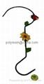 Garden plant hook, garden accessory/toys