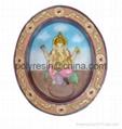 polyresin hindu god,hindu god plaque,hindu god gifts