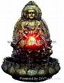 polyresin buddha,resin buddha