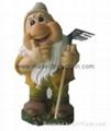 polyresin elf,resin garden elf,elf statue,elf crafts
