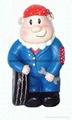 polyresin cartoon, resin cartoon figurine,cartoon gifts