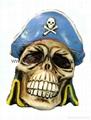 polyresin skeleton, resin skeleton
