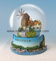 polyresin water ball, resin water ball