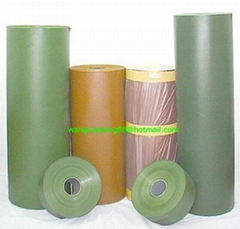 PVC Rigid Film for Christmas Tree Leaf