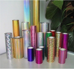 PVC Metallized Film