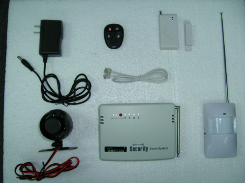 Security alarm emc security alarm system for Emc security systems