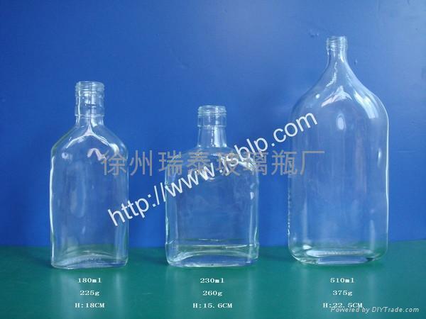 保健酒瓶,玻璃瓶供应 1