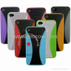 Fashion Soft Cover Case for iPhone 4 4G