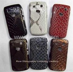 Snake print Hard Case Cover for Blackberry Bold 9700