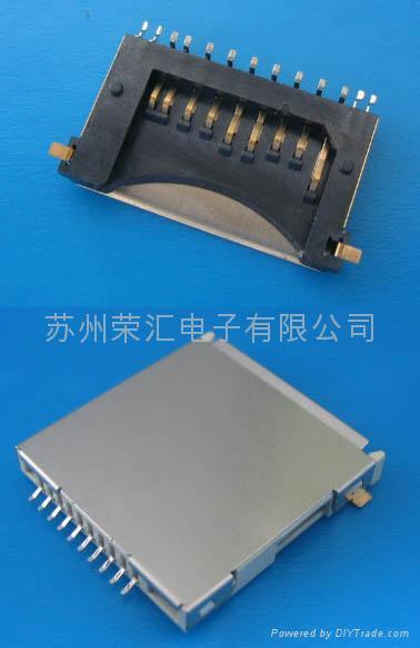 Memory card conn 1