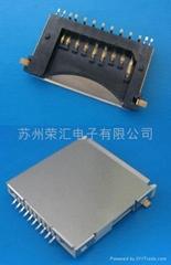Memory card conn