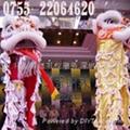 深圳舞獅 舞龍表演 舞獅團