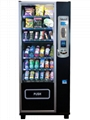 KM004 - Small Glass Front Combo Vending Machine