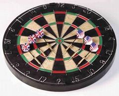 Bristle Dartboard 45.7 x 3.8cm