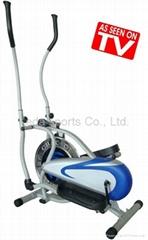 Orbitrek Elite, Elliptical Bike