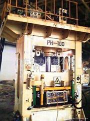 大行程寬台面框架式油壓機