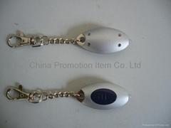 lighting&flashing keychain&keyring