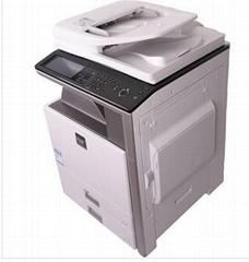 夏普数码复印机