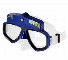Underwater Scuba Camera Mask
