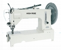 HR-1398 upper and lower feed extra heavy duty sewing machine 1