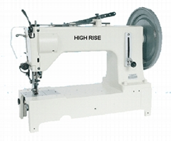 HR-1398 upper and lower feed extra heavy duty sewing machine