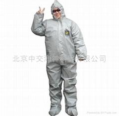 簡易洗消防化服