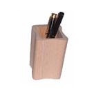 Wooden Pencil Vase 1