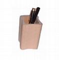 Wooden Pencil Vase