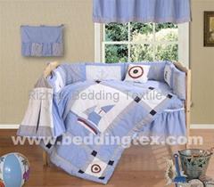 crib (baby)bedding set