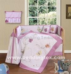 nursery bedding set