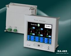 微電腦彩色觸控式發電機遠端監控模組