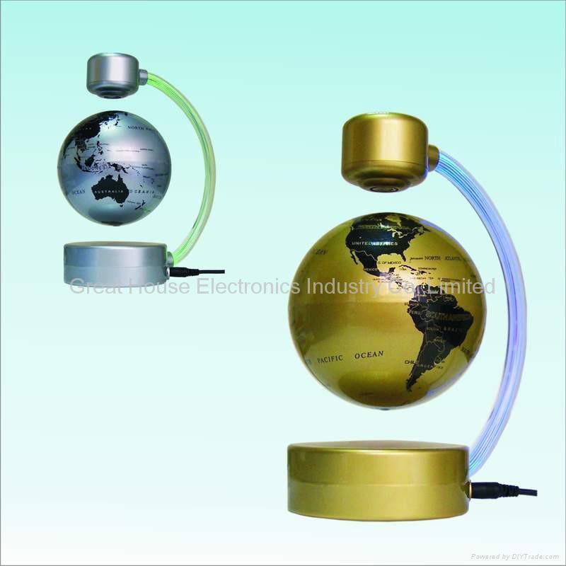 磁悬浮地球 1