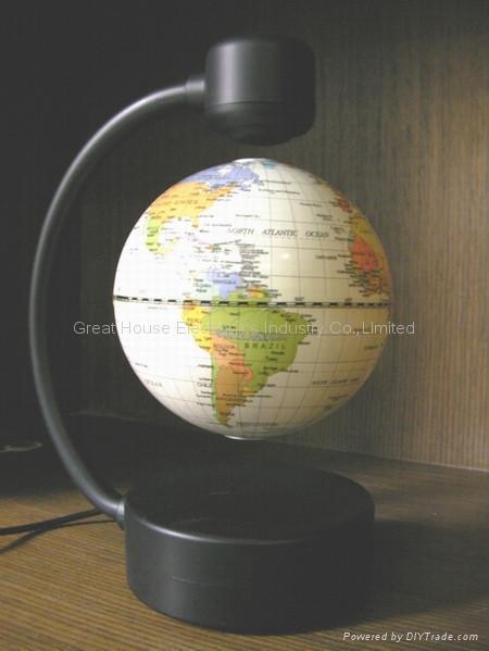 磁悬浮地球 3