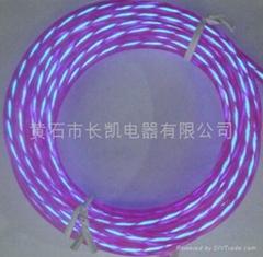 紫色高亮型追光线