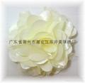 Handmade chiffon flowers 5