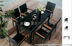 餐廳戶外休閑桌椅