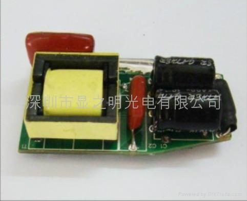 可控硅調光LED射燈恆流驅動電源模組 2