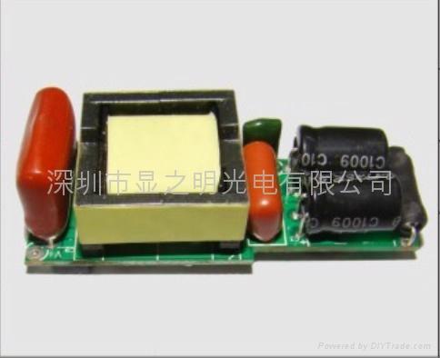 可控硅調光LED射燈恆流驅動電源模組 3