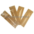 Wooden Disposable Cutlery Kit with Salt and Pepper