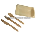Birch Wooden Disposable Cutlery