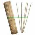 Wooden Skewers Birch Wood Machine Use